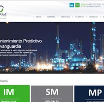 Diseño Web para SPM Ingenieros. A Web Design project by Agencia Nexo Digital - 09-02-2014