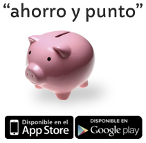 "APP ""Ahorro y punto"". A Software Development, UI / UX, and Web Development project by Ahorro y punto  - 21-05-2014"