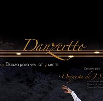 Inquedanza - Compañia de Danza. Um projeto de Design gráfico de David Salgado Diez         - 25.05.2014