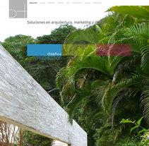 Diseño + - Gestor de contenidos desarrollado Diseño y desarrollo de gestor web con gestor de contenidos para Diseño +, para estudio de arquitectura, marketing y diseño en Las Rozas (Madrid). Un proyecto de Diseño y Diseño Web de Color Vivo Internet  - 02-04-2014