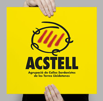 ACSTELL. A Br, ing, Identit, Design, and Graphic Design project by Jordi Soro - May 28 2014 12:00 AM