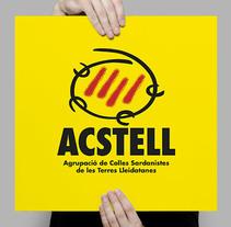 ACSTELL. Un proyecto de Diseño, Br, ing e Identidad y Diseño gráfico de Jordi Soro - 27-05-2014