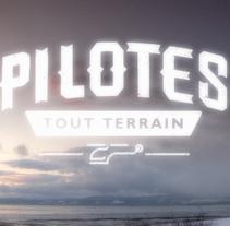 ¨Pilotes tout terrain¨. Um projeto de Animação de Gloria Peiró Pérez         - 28.05.2014