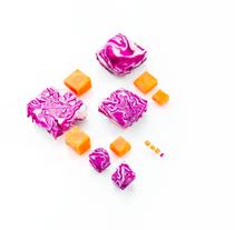 Alimentos geometricos. Un proyecto de Publicidad, Fotografía y Cocina de Roman Joglar Noa - 31-05-2014