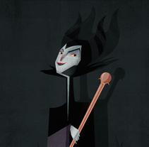 Mala Mala Mala. A Illustration, and Character Design project by Nicolás  Aznárez         - 01.06.2014