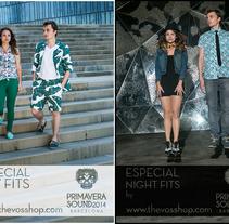 Ad Especial Primavera Sound 2014. Um projeto de Fotografia e Design gráfico de Salvador Fernández Jordan         - 08.05.2014