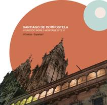 Presentación Viviendas en Compostela. A Design, and Advertising project by bajobecomunicación - 29-05-2014