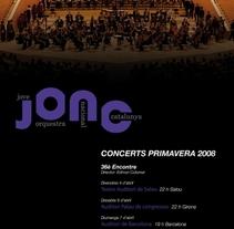 Imagen Corporativa JONC. A Br, ing, Identit, and Graphic Design project by Albert Escamilla Garcia - 03-06-2014