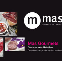 Mas Gourmets. A Design, and Editorial Design project by Mediactiu agencia de branding y comunicación de Barcelona  - 05-06-2014