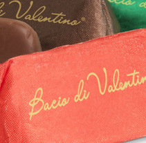 Bacio di Valentino. A Design, Br, ing, Identit, Graphic Design, and Product Design project by Mediactiu agencia de branding y comunicación de Barcelona  - 09-06-2014