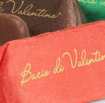 Bacio di Valentino. A Design, Br, ing, Identit, Graphic Design, and Product Design project by Mediactiu agencia de branding y comunicación de Barcelona  - Jun 10 2014 12:00 AM