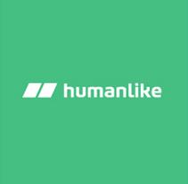 Humanlike. Un proyecto de UI / UX, Br, ing e Identidad y Desarrollo Web de Clever Consulting  - 15-06-2014