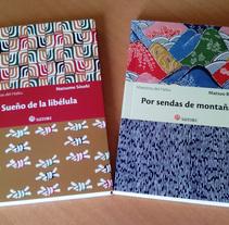 Colección «Maestros del haiku». A Editorial Design project by Emiliano Molina - Aug 01 2013 12:00 AM