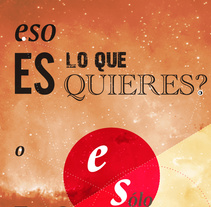 #New Order. A Design, Illustration, and Graphic Design project by Bárbara Ribes Giner - 17-06-2014