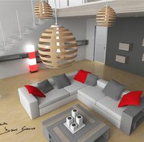 Living design . A Interior Design project by Daniela Gancea         - 22.06.2014