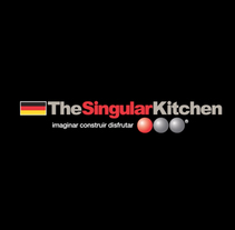 The Singular Kitchen. Un proyecto de Motion Graphics de Carmen Aldomar         - 30.04.2014