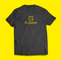 KAFFEINE. A Br, ing, Identit, Editorial Design, and Graphic Design project by Manuel Serrano Cordero - 29-06-2014