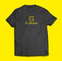 KAFFEINE. A Br, ing, Identit, Editorial Design, and Graphic Design project by Manuel Serrano Cordero - Jun 30 2014 12:00 AM