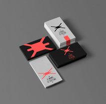 """Logotipo """"El Armario del Profesional"""". Um projeto de Design, Ilustração, Publicidade, Direção de arte, Br, ing e Identidade, Consultoria criativa, Artes plásticas e Design gráfico de Carlos Parra Ruiz - 30-06-2014"""