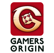 Logo Gamers Origin. A Illustration, Br, ing, Identit, and Graphic Design project by stephane martin - 31-01-2013