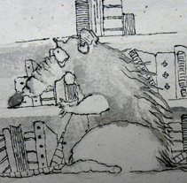 Illustration Book Rat Pat. Un proyecto de Ilustración de carmen esperón - 03-07-2014