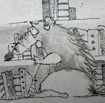 Illustration Book Rat Pat. A Illustration project by carmen esperón - 03-07-2014