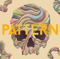 Pattern. Um projeto de Ilustração e Design gráfico de Cristian Eres         - 03.07.2014