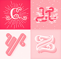 36 Days Of Type | Lettering. A Illustration, Graphic Design, T, and pograph project by Jota Erre - 31-03-2014