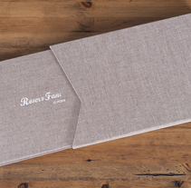 Nuestros álbumes de boda. Un proyecto de Diseño, Publicidad, Fotografía, Multimedia y Post-producción de Ollomolaudiovisual  - 16-07-2014