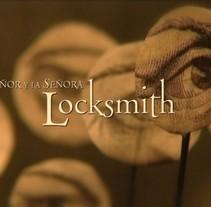 El Señor y la Señora Locksmith. Pieza audiovisual. A Illustration, Music, and Audio project by Óscar  Sanmartín Vargas - 24-07-2014