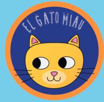Cuenta cuentos el gato miau. Un proyecto de Diseño y Educación de Starfire182  - 28-07-2014