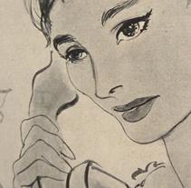 Vintage style notebooks. Un proyecto de Ilustración, Artesanía y Moda de Heroine Studio - 29-07-2014