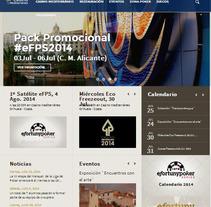 Planificación de la estructura y los contenidos de la nueva página web de Casino Mediterráneo. A Br, ing&Identit project by Verónica Batllés Fernández         - 14.05.2013