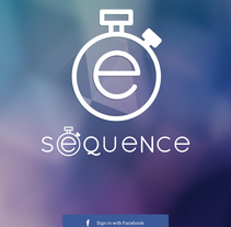 App Sequence Design. A Design, and Graphic Design project by Iván Soler Rebolo         - 04.08.2014