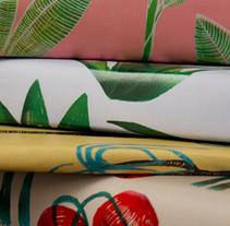 Tropical set. Un proyecto de Ilustración de BanAni         - 12.08.2014