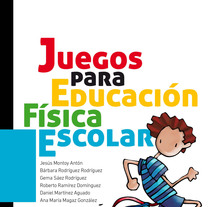 Juegos para educación física escolar. A Illustration, Editorial Design, and Graphic Design project by Fernando Martínez         - 17.11.2013