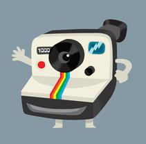 """Serie """"Objetos Vintage"""". Un proyecto de Diseño de personajes, Diseño gráfico e Ilustración de El niño Vudu  - Viernes, 01 de enero de 2010 00:00:00 +0100"""