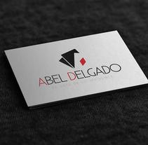 Branding Abel Delgado. A Br, ing&Identit project by Mokaps          - 26.05.2014