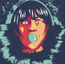 Bubbaloo - Explosión de sabor . Un proyecto de Ilustración y Diseño gráfico de Jordina  - 28-08-2014