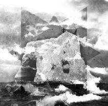 Iceberg Artwork. Un proyecto de Ilustración y Diseño gráfico de Kurukatá Studios         - 14.09.2014