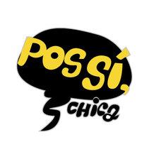 Pos Si ,Chica ( ilustración con mensaje ). Un proyecto de Bellas Artes de jose ramón puerto urios         - 14.09.2014