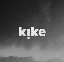 Kike - Marca Personal. Um projeto de Design, Direção de arte, Br e ing e Identidade de Kike Escalante - 15-09-2014