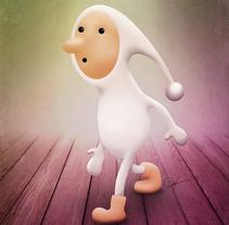 Samorost. Um projeto de Ilustração e Design gráfico de Cristián Soto Lagos         - 15.09.2014