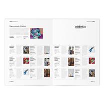 2011revistas y catálogos. Um projeto de Design editorial e Design gráfico de Daniel Blanco Puig         - 18.09.2011