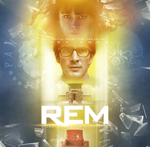 REM. A Film, Video, TV, and Art Direction project by Laura Racero         - 09.08.2013