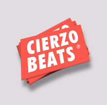 CIERZO BEATS. A Br, ing&Identit project by LOCAL  ESTUDIO          - 24.09.2014
