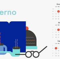 Mi Proyecto del curso Ilustrando el tiempo. Un proyecto de Diseño gráfico e Ilustración de Stereoplastika  - Viernes, 26 de septiembre de 2014 00:00:00 +0200