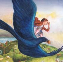Regalo a Santa Claus (cuento ilustrado). Un proyecto de Ilustración, Diseño editorial, Bellas Artes y Pintura de Pablo Mieres         - 18.07.2012
