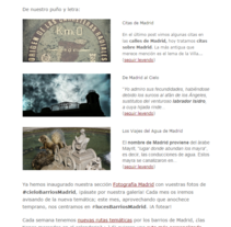 Newsletter De Manzana en Manzana. A Design, UI / UX, IT, Marketing, and Web Design project by Elena Sánchez Samos         - 02.12.2013