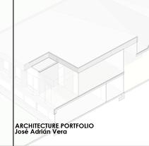 PORTFOLIO. Um projeto de Arquitetura de José Adrián Vera Lardín         - 01.10.2014